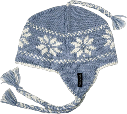 photo: Everest Designs Girls' Snowflake Earflap Hat winter hat