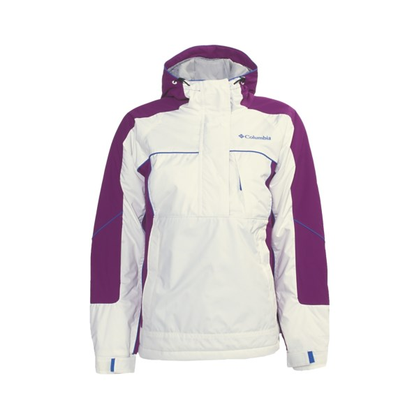 photo: Columbia Antler Falls Pullover Jacket synthetic insulated jacket