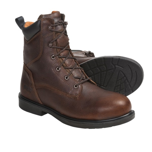 photo: Timberland Granville Work Boots hiking boot