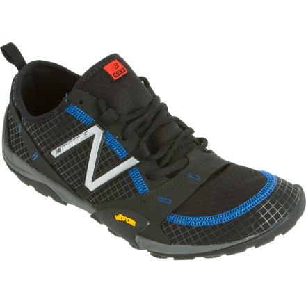 photo: New Balance Minimus Outdoor 10 trail running shoe