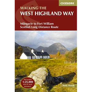 Cicerone Press Walking the West Highland Way