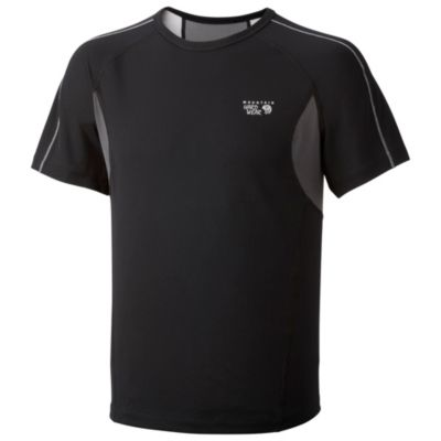 photo: Mountain Hardwear Elmoro S/S T short sleeve performance top