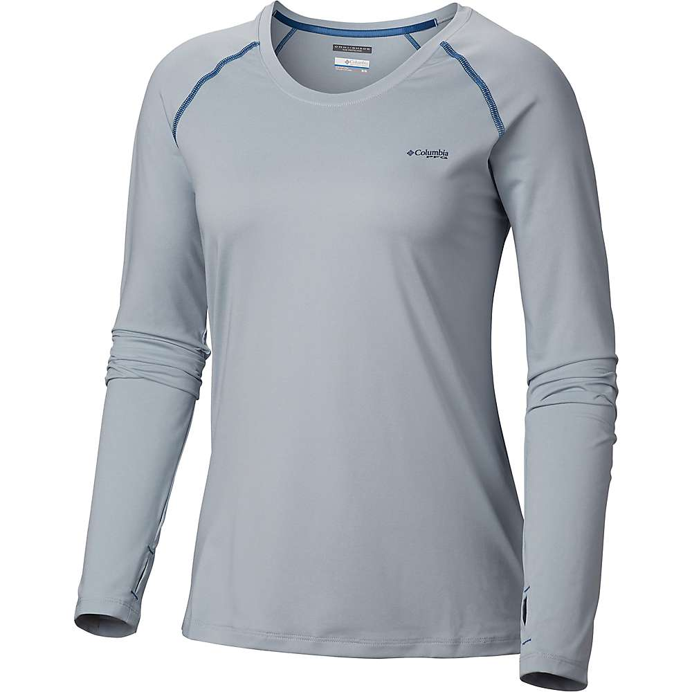 Columbia Tamiami Heather Knit Long Sleeve