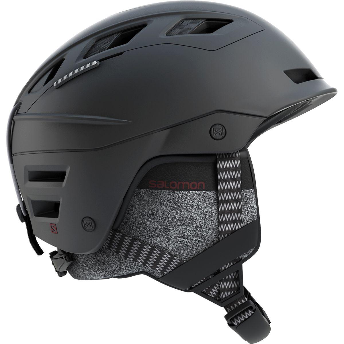 photo: Salomon QST Charge MIPS snowsport helmet