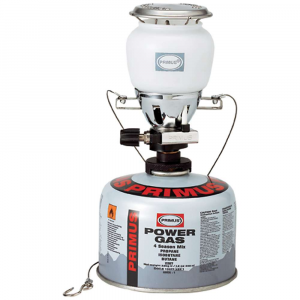 photo: Primus EasyLight fuel-burning lantern