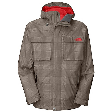 photo: The North Face Alki Jacket waterproof jacket