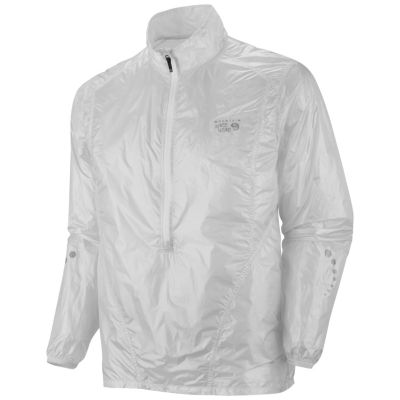 photo: Mountain Hardwear Ghost Whisperer Anorak wind shirt