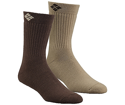 Columbia Cushioned Wool Crew Sock