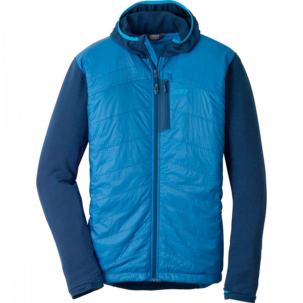 photo: Outdoor Research Deviator Hoody synthetic insulated jacket