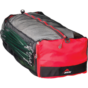photo: MSR Mesh Tent Storage Duffle tent accessory