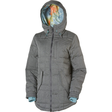 photo: Nike Vashi Jacket down insulated jacket