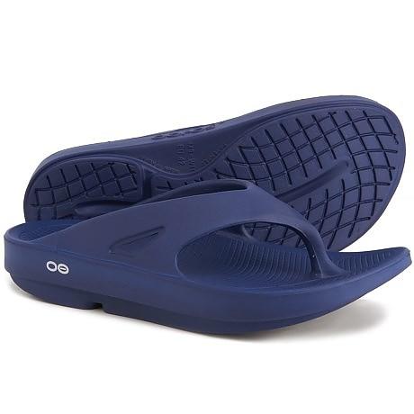 photo: OOFOS OOriginal Sandal flip-flop