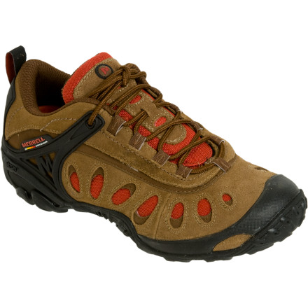 photo: Merrell Chameleon 3 Ventilator trail shoe