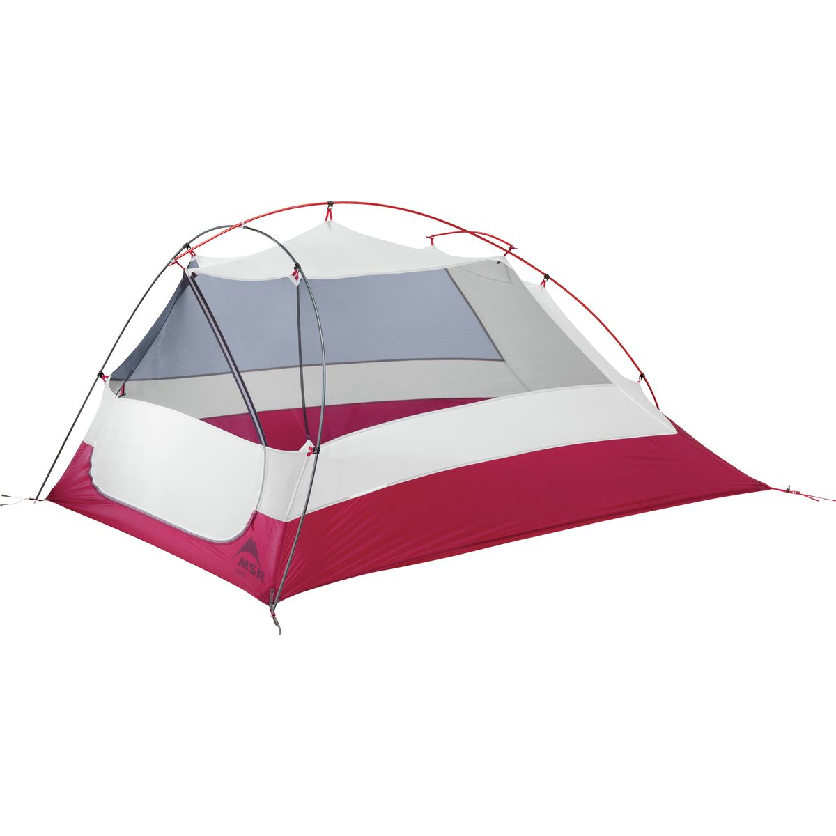 photo: MSR Nook 2 three-season tent