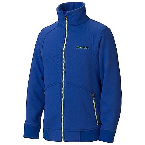 photo: Marmot Boys' Croydon Fleece Jacket fleece jacket