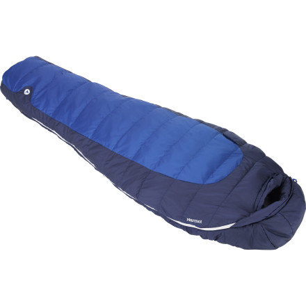 photo: Marmot EcoPro 15 3-season synthetic sleeping bag