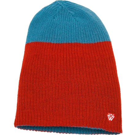 photo: Burton TWC Factory Beanie winter hat