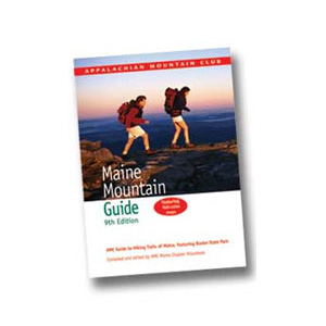 Appalachian Mountain Club Maine Mountain Guide