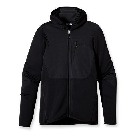 photo: Patagonia Piton Hybrid Hoody fleece jacket