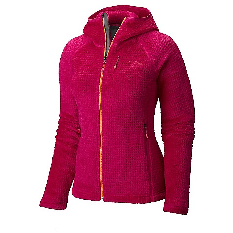 Mountain Hardwear Monkey Woman Grid II Hooded Jacket