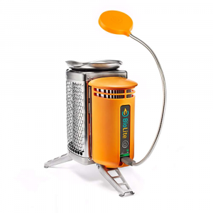 photo: BioLite CampStove solid fuel stove