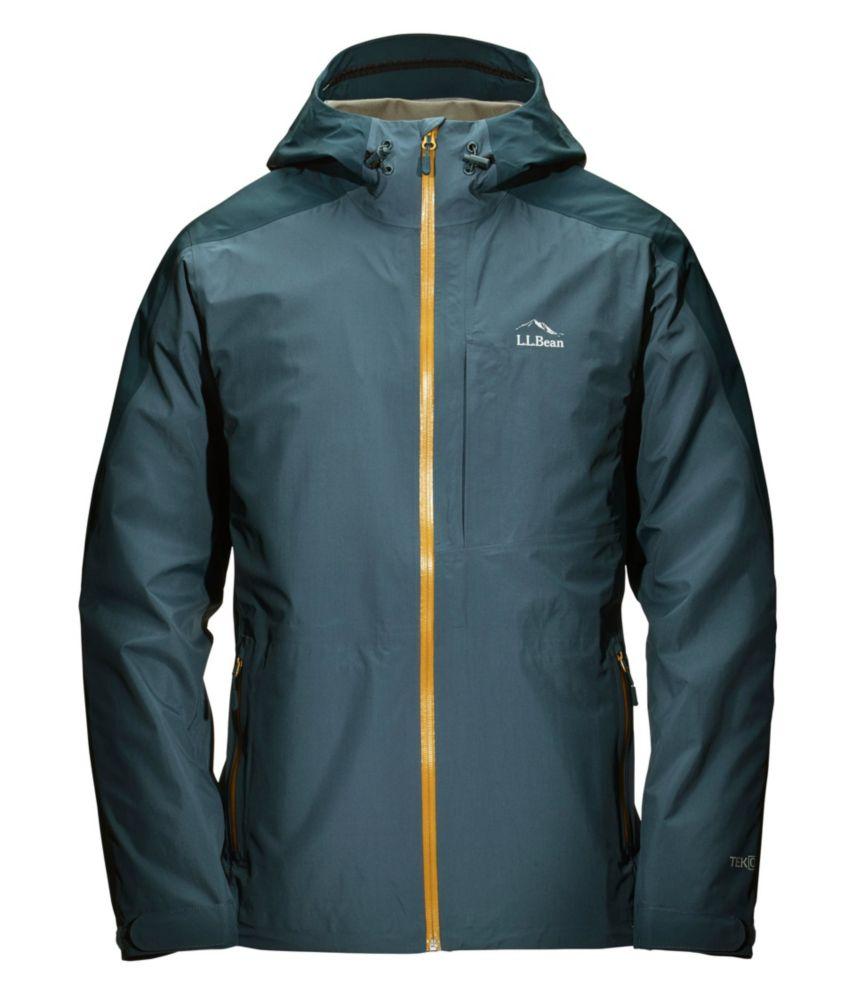 L.L.Bean TEK O2 3L Storm Jacket