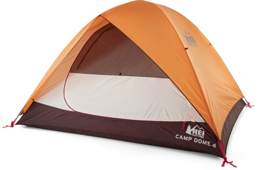 photo: REI Camp Dome 4 three-season tent