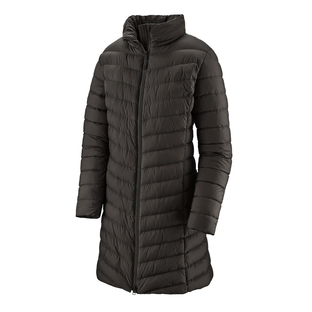 photo: Patagonia Silent Down Parka down insulated jacket