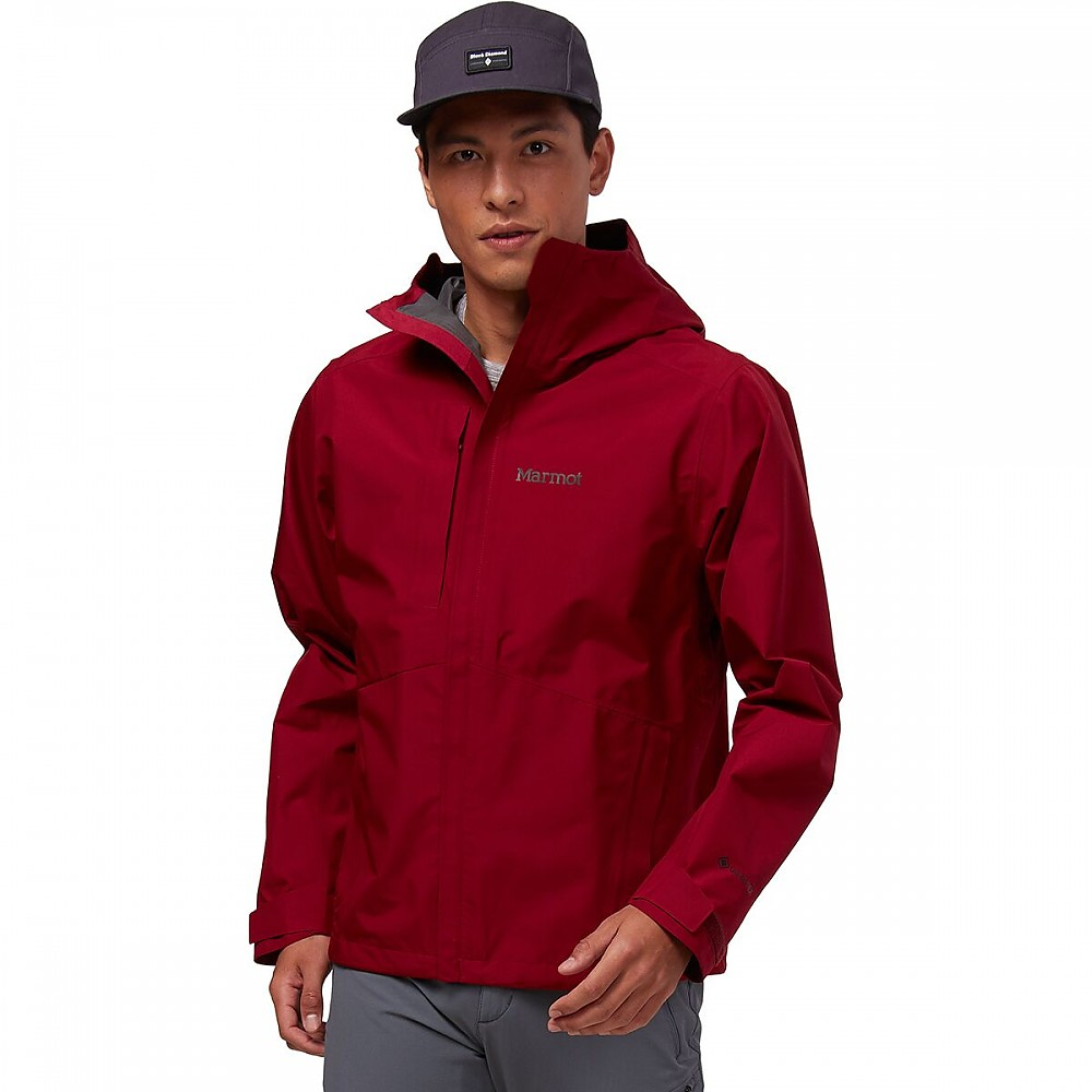 photo: Marmot Minimalist Jacket waterproof jacket