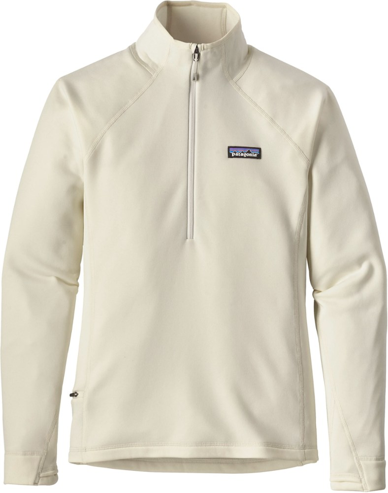 photo: Patagonia Women's Crosstrek 1/4-Zip fleece top