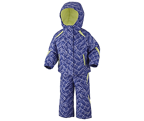 photo: Columbia Girls' Buga Set - Infant kids' snowsuit/bunting