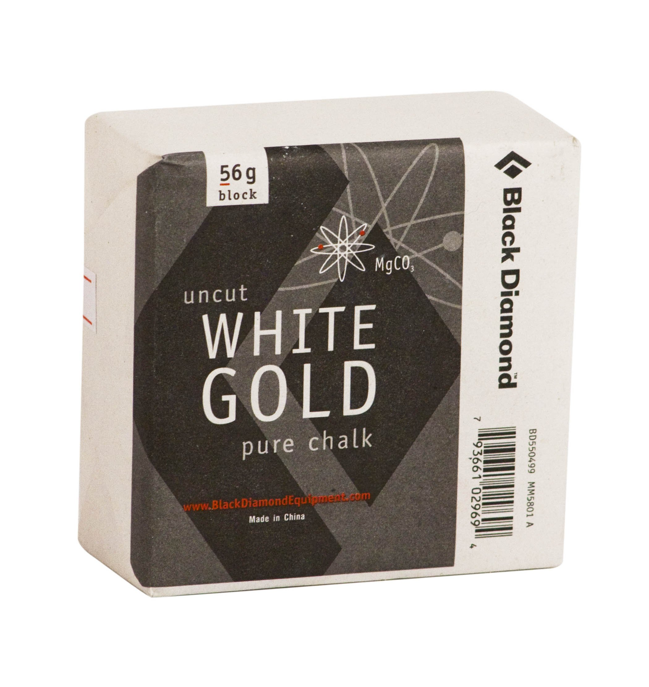 photo: Black Diamond White Gold Chalk Block chalk