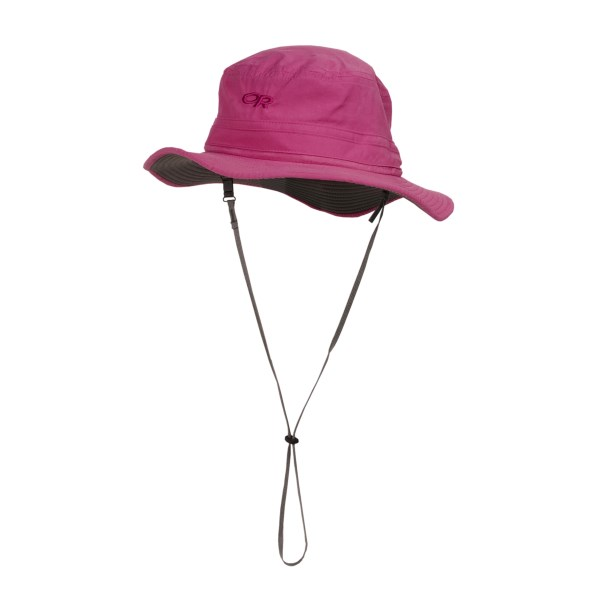 photo: Outdoor Research Sentinel Bucket Hat sun hat