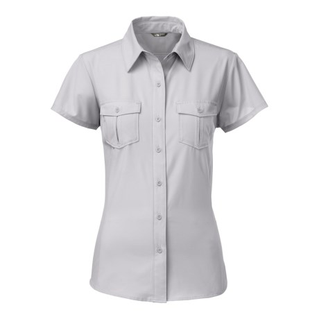 The North Face Short-Sleeve Taggart Woven Shirt