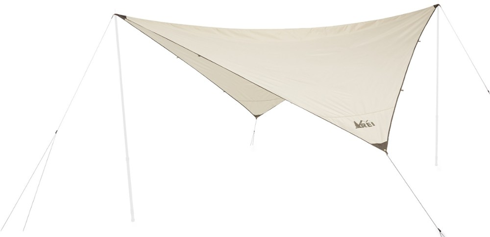photo: REI Camp Tarp 9 tarp/shelter