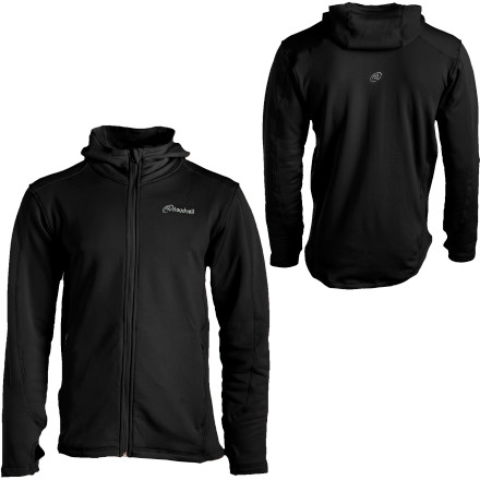 photo: Cloudveil Men's Run Don't Walk Full Zip Hoody base layer top