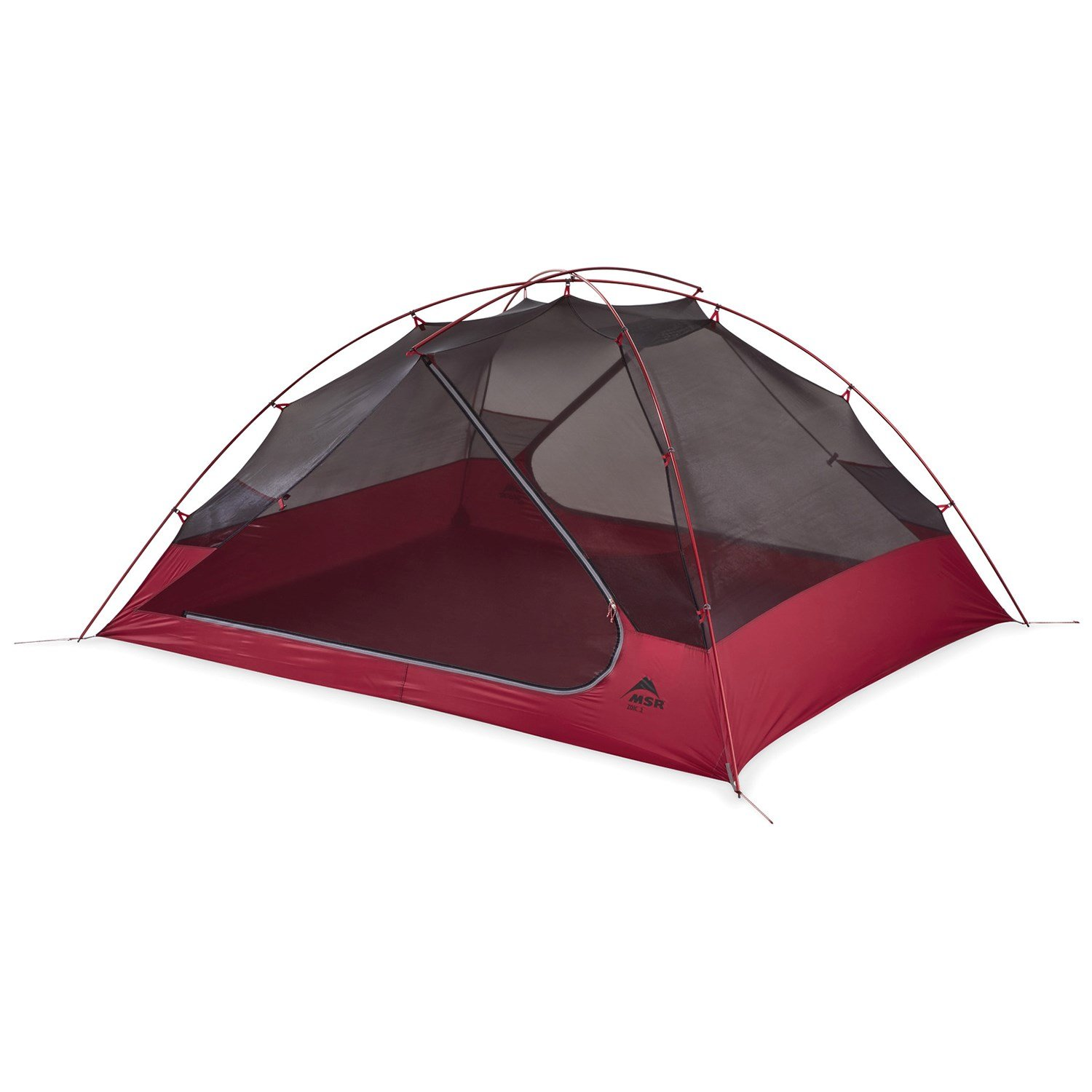 photo: MSR Zoic 3 three-season tent