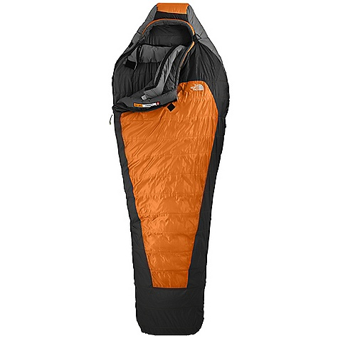 photo: The North Face Tundra cold weather synthetic sleeping bag