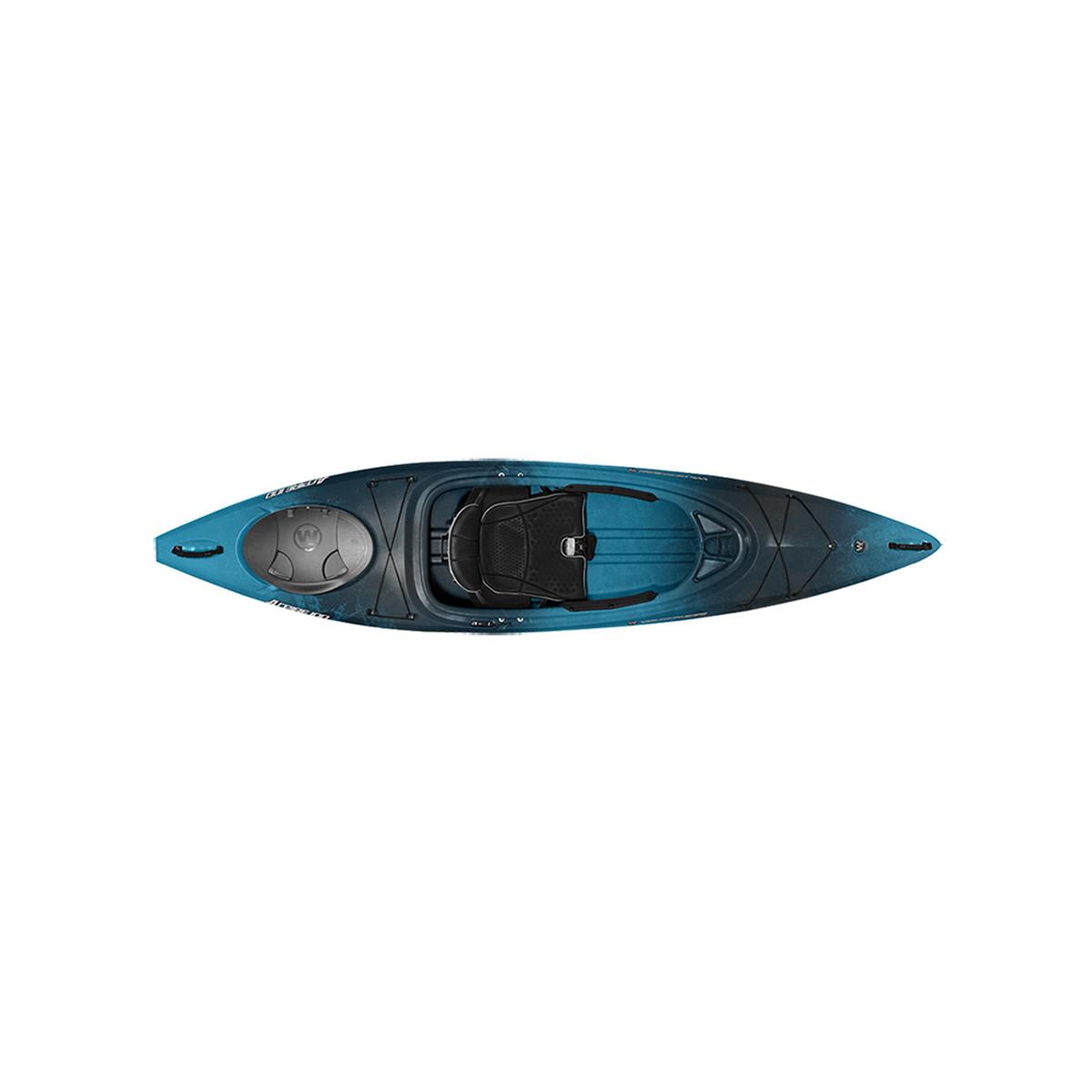 photo: Wilderness Systems Aspire 100 Kayak recreational kayak