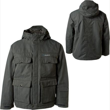 photo: Cloudveil Four Pines Insulated Parka snowsport jacket