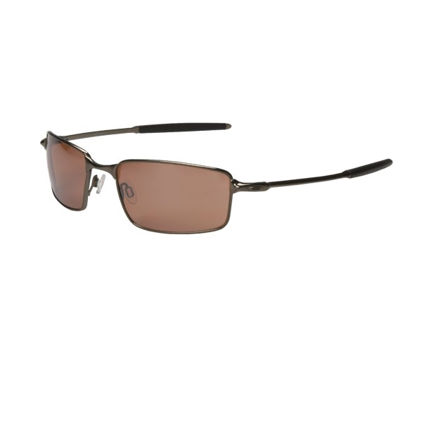 photo: Oakley TI Square Sunglasses sport sunglass