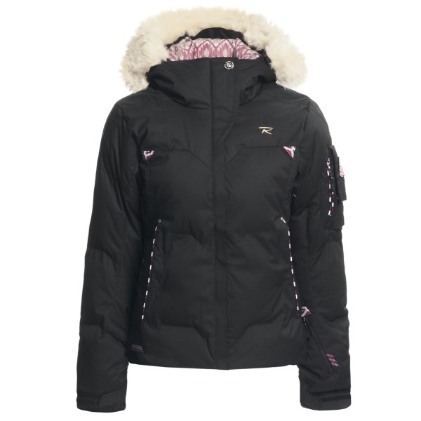 photo: Rossignol Sky Polydown Jacket snowsport jacket