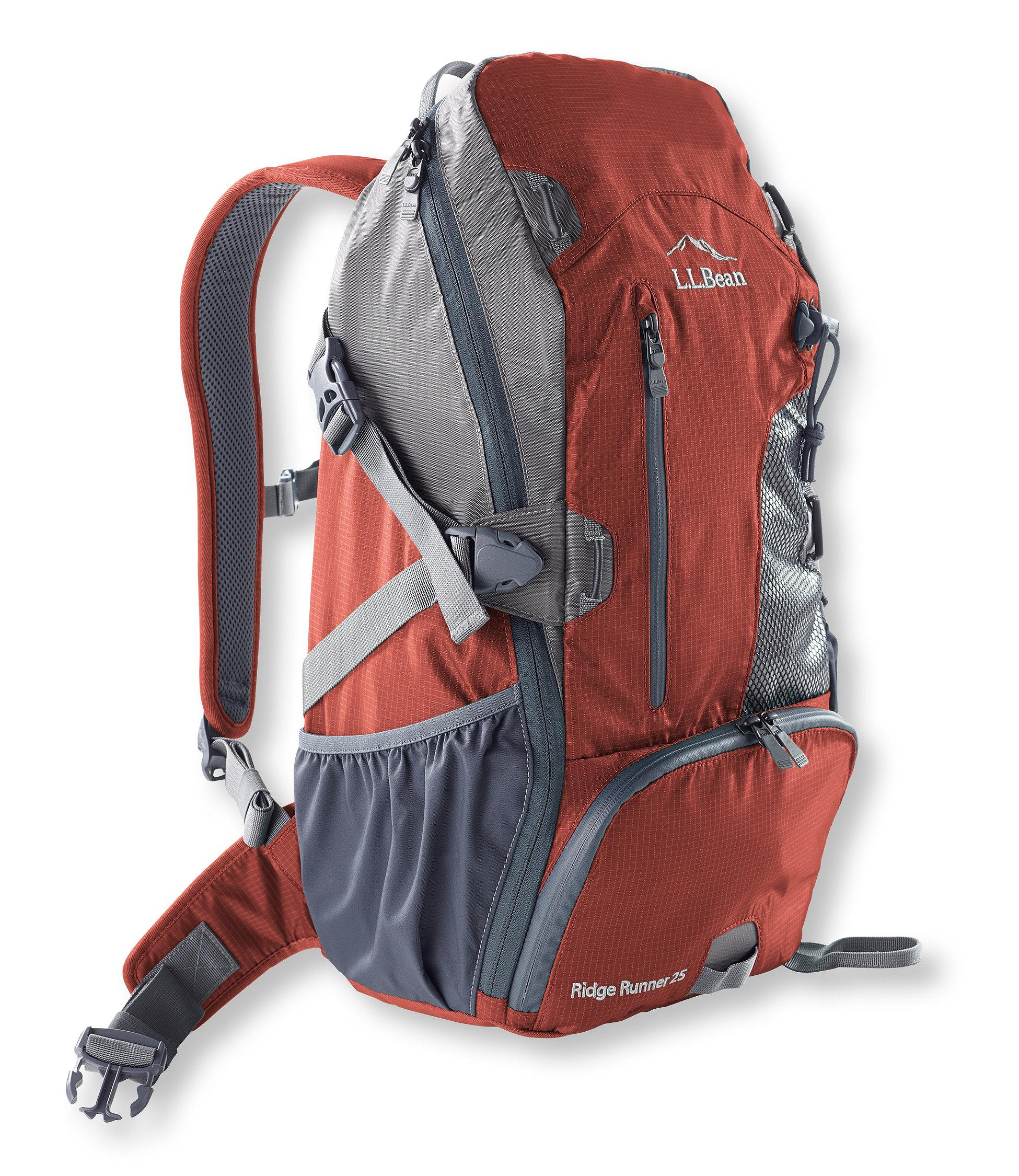 photo: L.L.Bean Ridge Runner 25 Day Pack daypack (under 2,000 cu in)