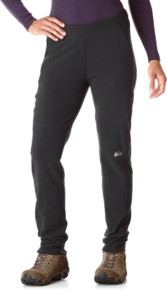 photo: REI Women's Polartec 100 Teton Pants fleece pant