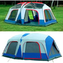 photo: Giga Tent Mt. Barren tent/shelter