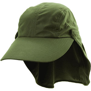 Dorfman Pacific MC50 Fishing Hat with Removable Sunshield
