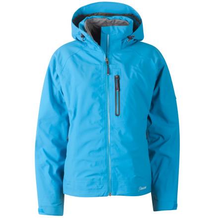 photo: Cloudveil Women's RPK Jacket soft shell jacket
