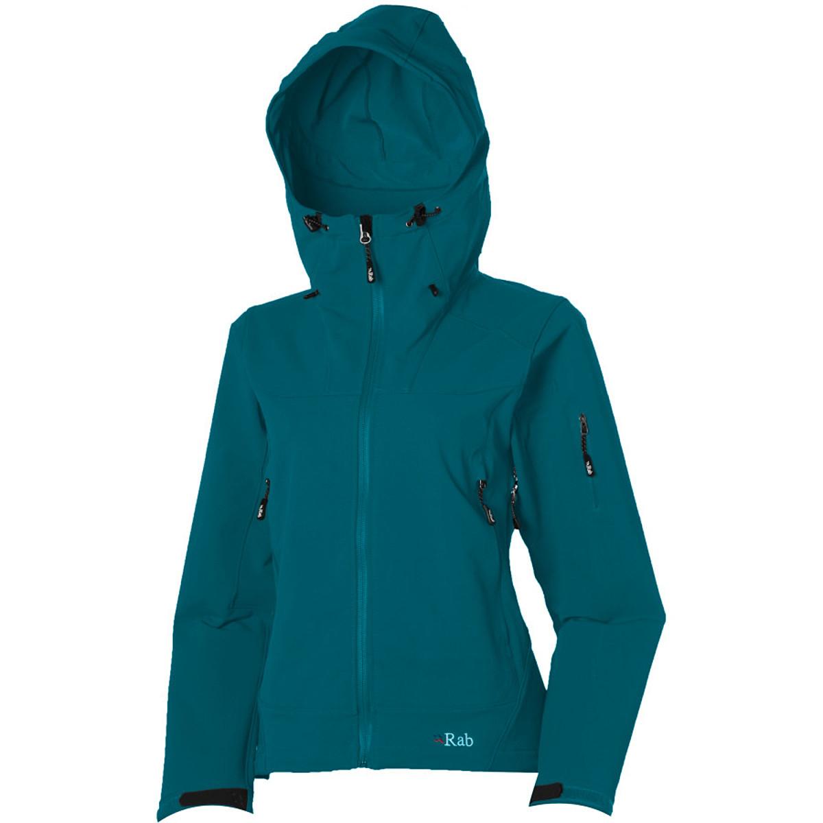 photo: Rab Women's Exodus Jacket soft shell jacket