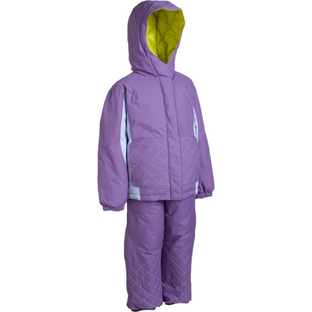 Columbia Jane Frosty Set Snow Suit - Toddler