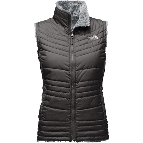 photo: The North Face Mossbud Swirl Vest synthetic insulated vest